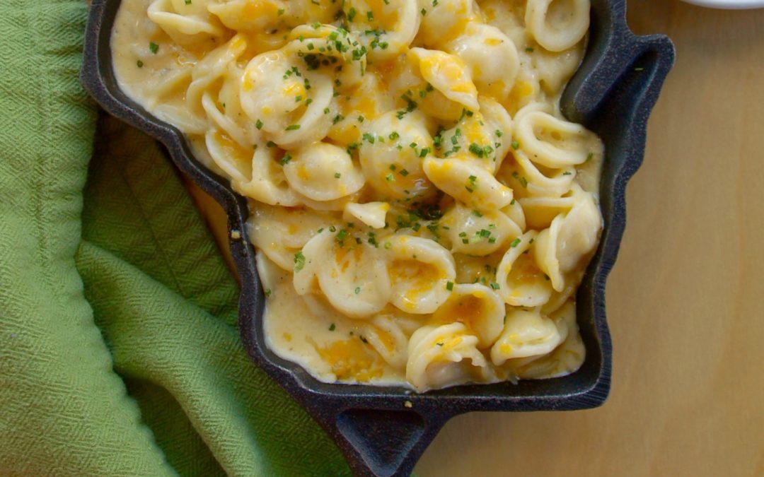 Wisconsin Mac & Cheese