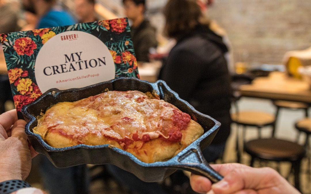 Ian's Wisco-Skillet Pizza Dough Recipe